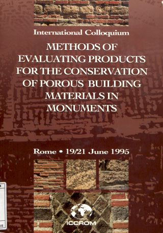 Methods Of Evaluating Products For The Conservation Of