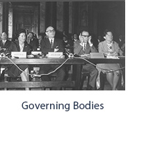 Governing bodies and institutional documents Missions