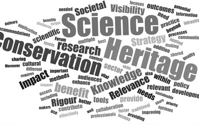 ICCROM- Heritage Science - Key Challenges
