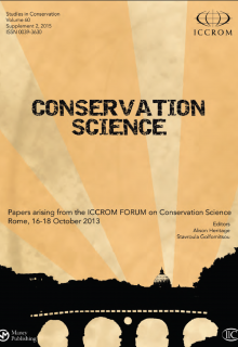 Conservation Science | ICCROM
