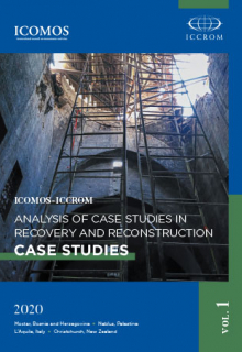 Analysis of Case Studies in Recovery and Reconstruction