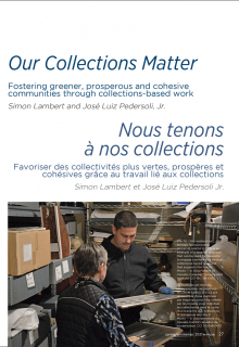 Fostering greener, prosperous and cohesive communities through collections-based work