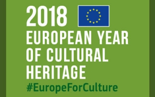 2018 European Year for Cultural Heritage