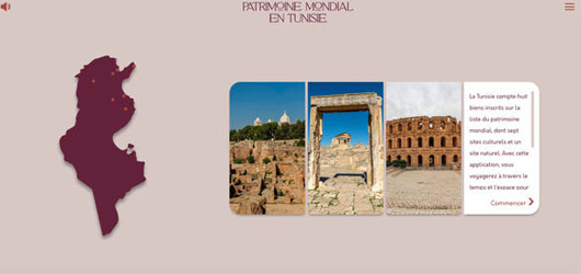 Tunisia: app launched for virtual tour of heritage sites