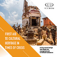 First Aid to Cultural Heritage in Times of Crises
