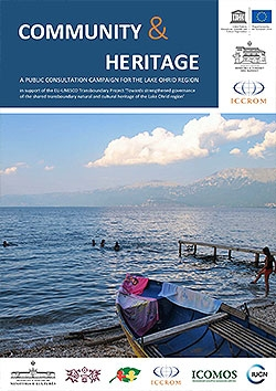 Community and Heritage: a public consultation campaign for Lake Ohrid