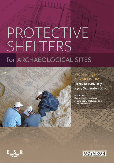 Protective Shelters for Archaeological Sites