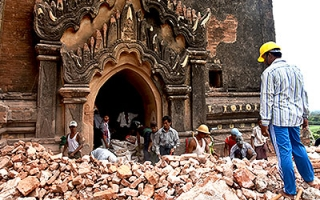 Disaster Resilient Heritage