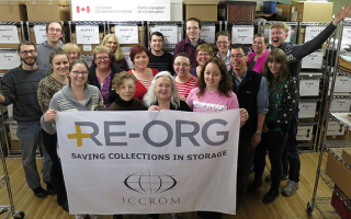 RE-ORG Canada: national programme