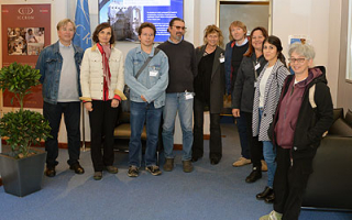 Representatives of Rome-based Photographic Archives