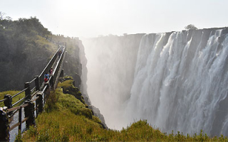 Victoria Falls bridging People, Nature & Culture