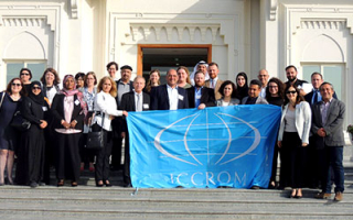Workshop on Post-Crisis Recovery of Historic Cities in the Arab Region