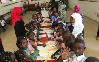 Community Museums in Western Sudan: Workshops