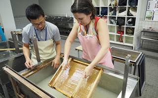International Course on Paper Conservation