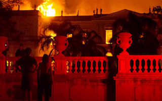 International seminar addresses the issue of heritage on fire