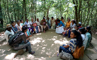 Asian Regional Course on Promoting People-Centred Approaches to Conservation of Nature and Culture (PNC19)