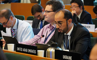 The United Arab Emirates has been awarded a permanent membership with observer status on the Council of ICCROM