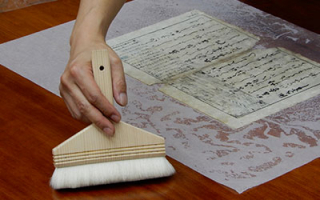 JPC 2020 International Course on  Conservation of Japanese Paper