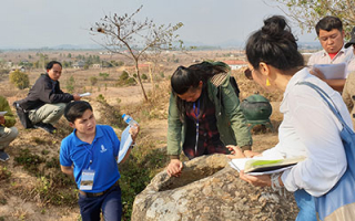 Disaster Risk Management of the Plain of Jars World Heritage Property in Lao PDR