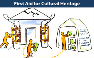 Training for Cultural heritage first aid
