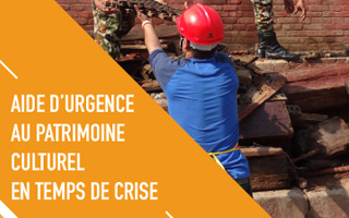 ICCROM's pioneering resource on First Aid to Cultural Heritage now in French