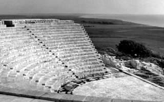 Cyprus: The magnificent Greek-Roman theatre of Kourion