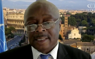 Embedded thumbnail for Webber Ndoro, Director-General of ICCROM
