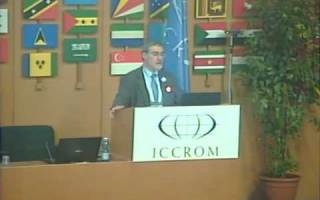 Embedded thumbnail for ICCROM 29th General Assembly, Part 4