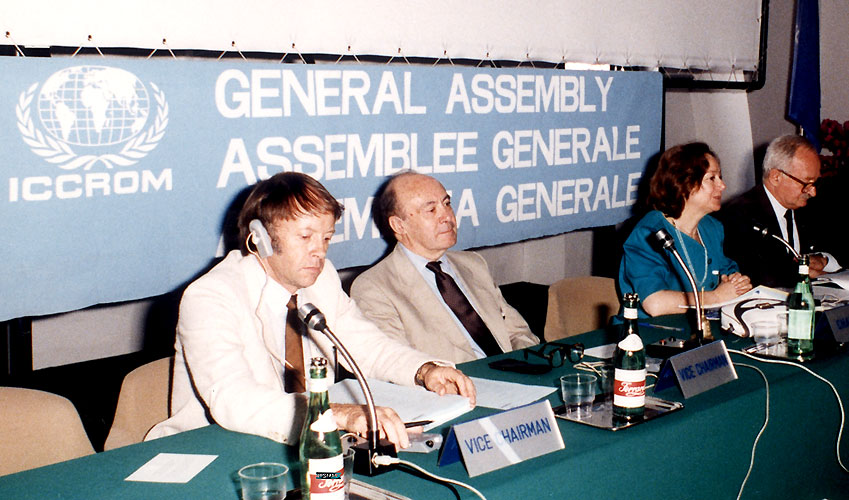 1990_ICCROM_GeneralAssembly