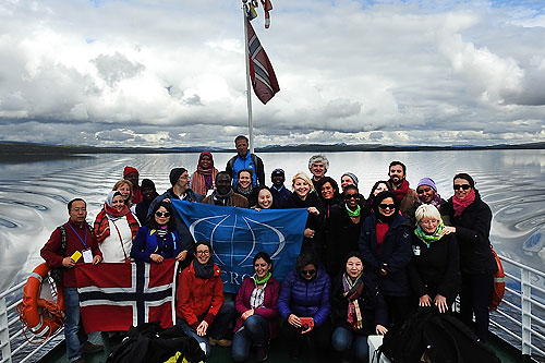 Course report – Linking Nature and Culture, Røros Mining Town