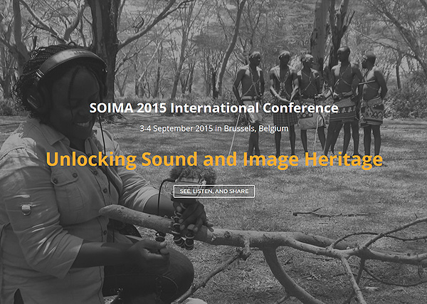 Call for SOIMA 2015 International Conference