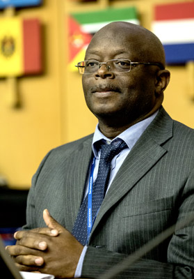 ICCROM's New Director-General – Webber Ndoro